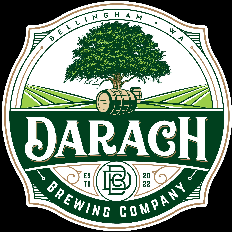 Darach Brewing Company Logo